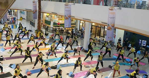 With Teman Sehat, the Wellmover Fest was successfully held at Lagoon Avenue Mall Bekasi