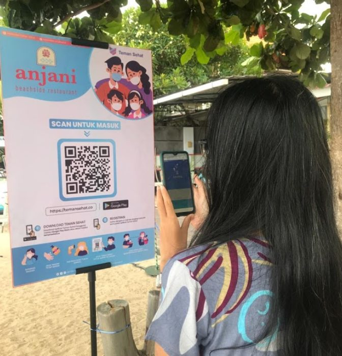 Check-in and Win Teman Sehat